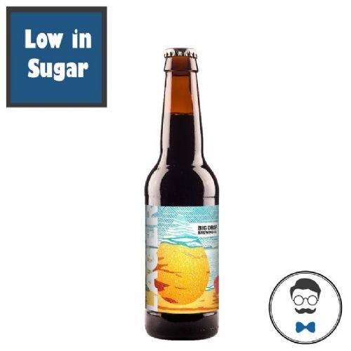 Big Drop Alcohol Free Lager (0.5% ABV)